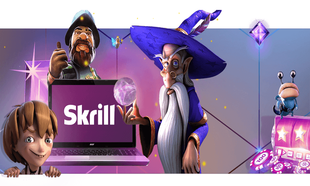 Skrill casinon